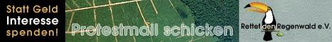 Bild  Rettet den Regenwald e.V.