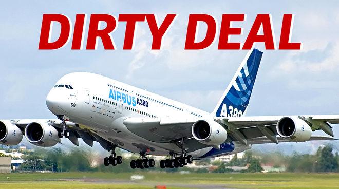 Airbus Dirty Deal mit Palmöl
