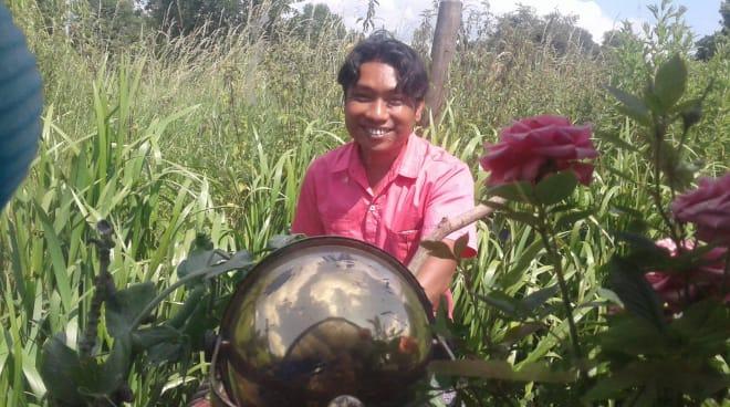 Umweltverteidiger Kyaw Min Htut, Myanmar