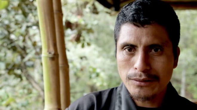 Porträt von Simón Pedro Pérez López, Mexiko