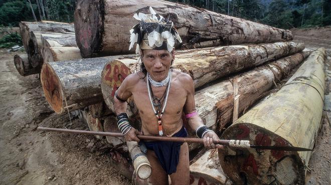 Penan in Sarawak