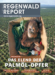 Cover Regenwald Report 02/2010