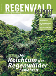 Cover Regenwald Report 05/2010