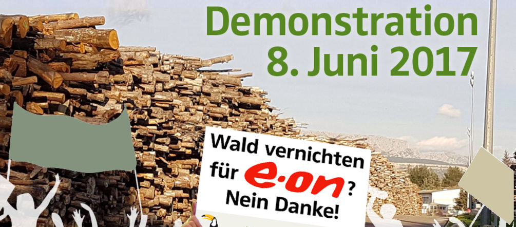 E.On Uniper Demo Aufruf 8. Juni 2017