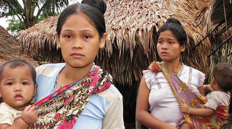 Frauen Von Den Philippinen