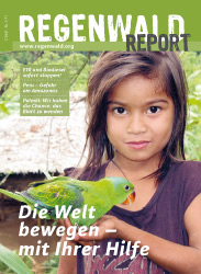 Cover Regenwald Report 01/2011