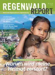 Cover Regenwald Report 04/2014