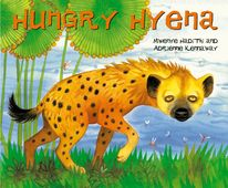 Buch Hungry Hyena