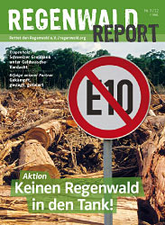 Cover Regenwald Report 03/2012