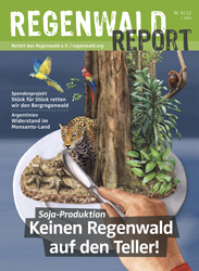Cover Regenwald Report 04/2012